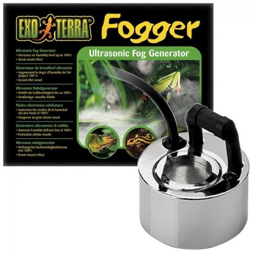 Générateur de brume ultrasonique Fogger - Exo Terra