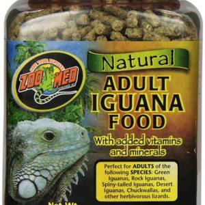 Granulés 100% naturels pour iguanes adultes - Zoomed®