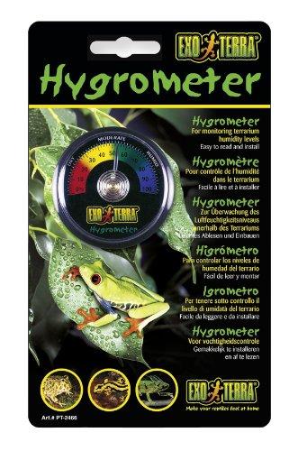 Hygromètre à aiguille - Emballage - Exo Terra