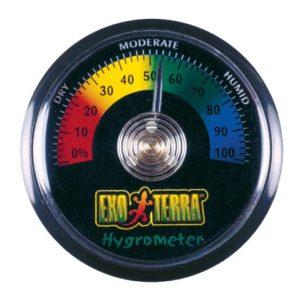 Hygromètre à aiguille - Exo Terra