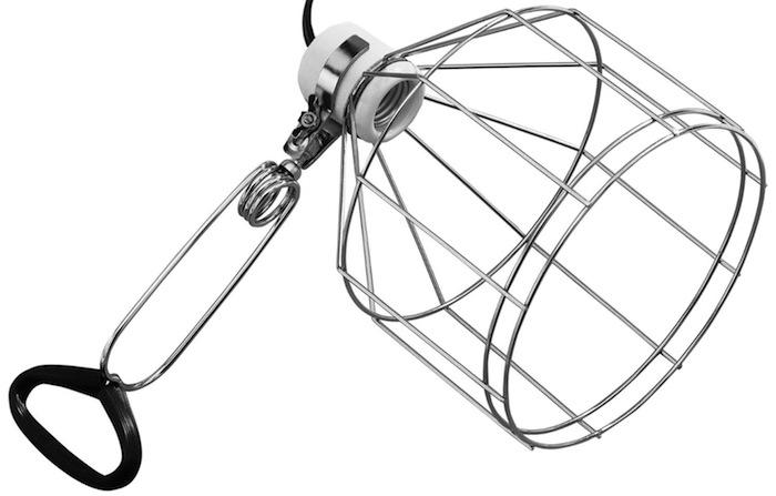 Support pour émetteur de chaleur en céramique - Wire Light - Exo Terra