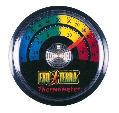 Thermomètre à aiguille - Exo Terra