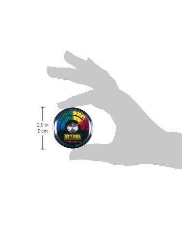 Thermomètre à aiguille - Taille - Exo Terra