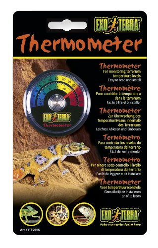 Thermomètre à aiguille - Emballage - Exo Terra
