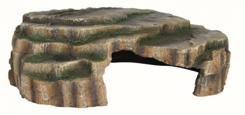 Cachette en forme de caverne pour votre terrarium - Exo Terra